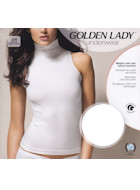 Golden Lady High Neck t-shirt 2